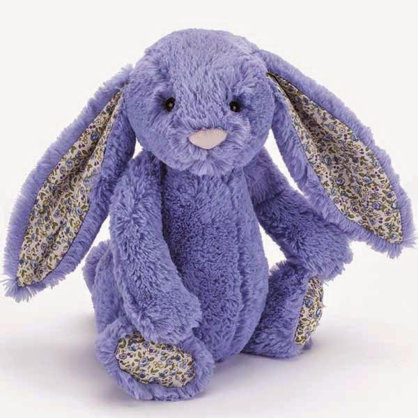 Jellycat Bashful Blossom Bluebell Bunny