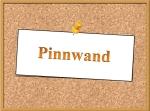 Pinnwand - Schwarzes Brett