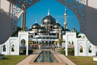 13331263911 صور مسجد الكريستال في ماليزيا