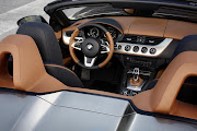 BMW Zagato Roadster (Convertible) Interior