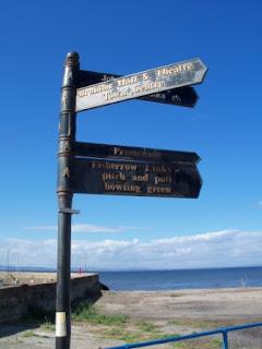 Fisherrow Golf Links in Musselburgh