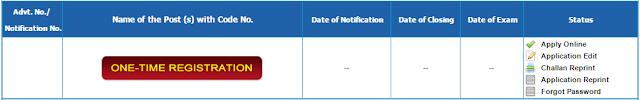 TNPSC One Time Registration 2015 Online Procedure at www.tnpscexams.net
