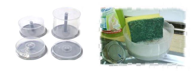 Upcycling: Ideias para reutilizar tubos de cds e dvds
