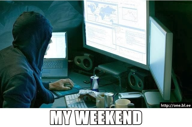 Hacker Weekend