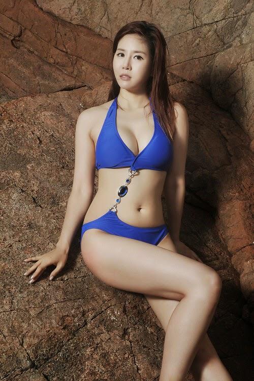 Bikini model Yi Seoh Yeon