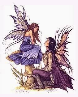 El amor en el mundo de las Hadas