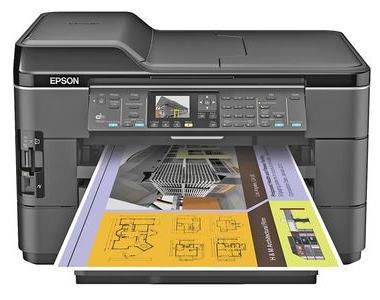 Epson WorkForce WF-7520 Driver Free Download