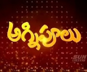 Agni Poolu Episode 516 (1st Aug 2014)