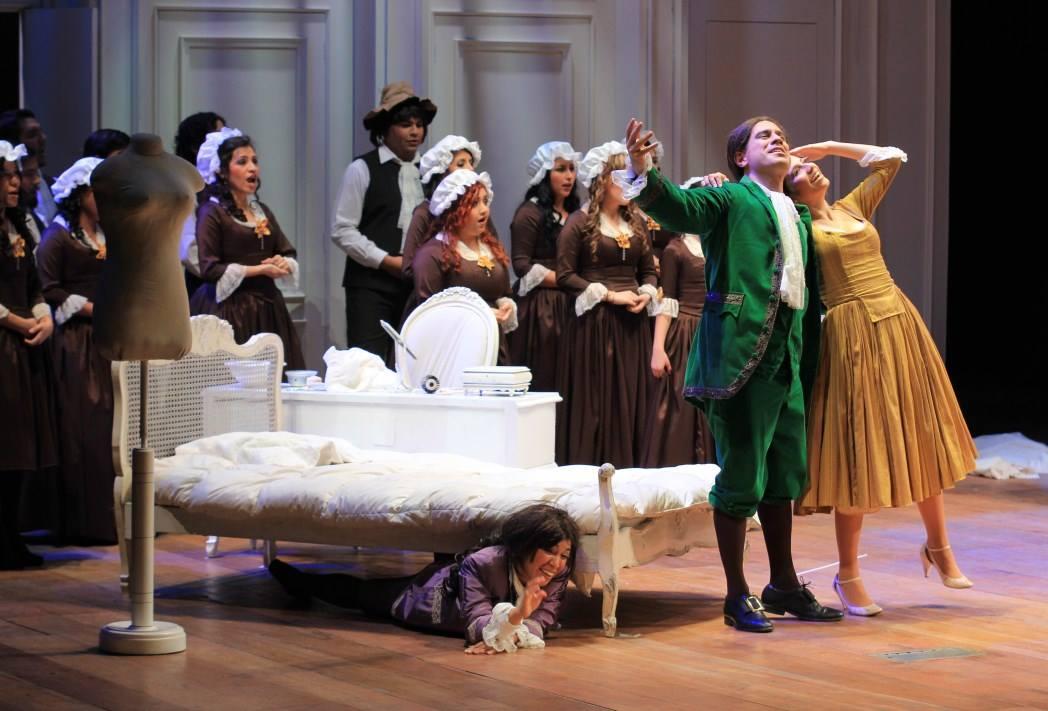 Matrimonio Tema Opera Lirica : Ópera perú las bodas de fígaro renueva nuestra cartelera