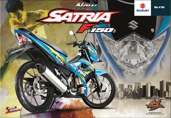 Catatan Waktu Suzuki Satria F150 2013, Setara Sport 200cc Sesama Jepun