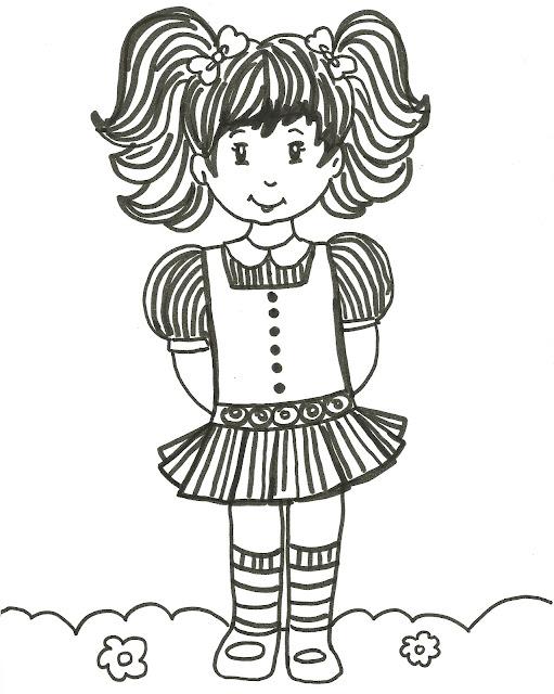 imagem de menina