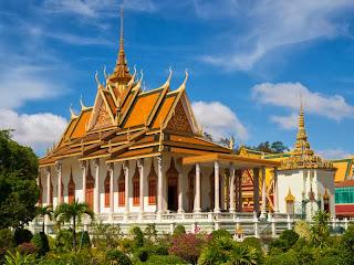 The Silver Pagoda, Cambodja