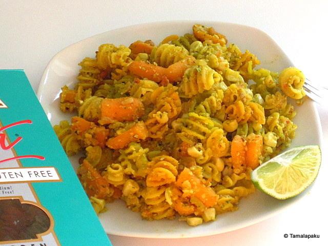 Vegan Quinoa Pasta