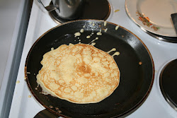 Pancakes For Breakfast...