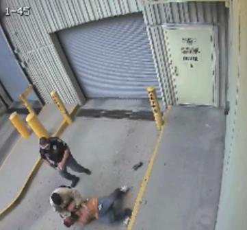 police shoots Daniel Saenz