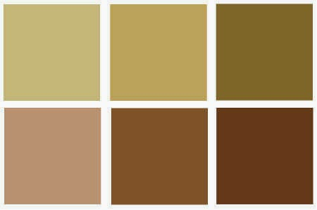 Un chico m s en la moda cual es t color ideal - Cual es el color ocre ...