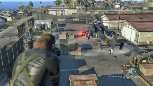 Download Game Metal Gear Solid V: Ground Zeroes Full Version Single Link Terbaru 2015