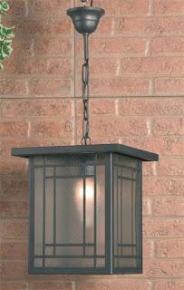 lampara de techo, farol techo, lampara para porche