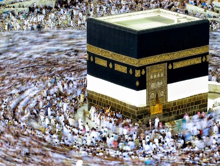 What Is Inside Mecca Kaaba
