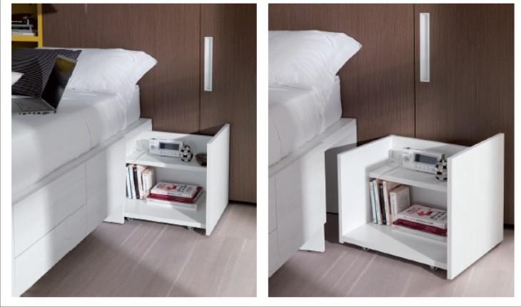 Letto Con Comodini A Scomparsa Ikea : La casa del benessere ordine in casa spazio e tempo per la vita