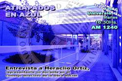 67. Entrevista a Heraclio Ortíz, representante no docente en el SOSUNS