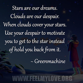 Stars are our dreams