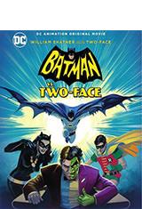 Batman Vs. Dos Caras (2017) BDRip 1080p Latino AC3 5.1 / Español Castellano AC3 2.0