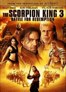 El Rey Escorpion 3 – DVDRIP LATINO