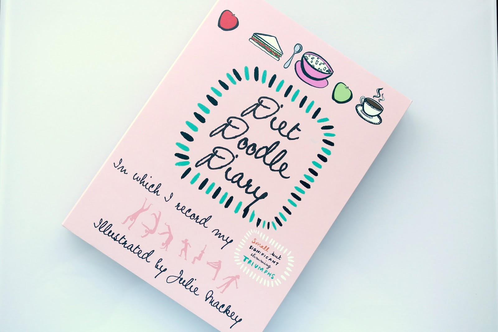 LIFESTYLE: DIET DOODLE DIARY AND GIVEAWAY