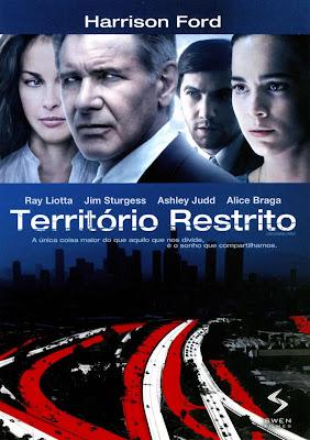 Território Restrito - DVDRip Dual Áudio