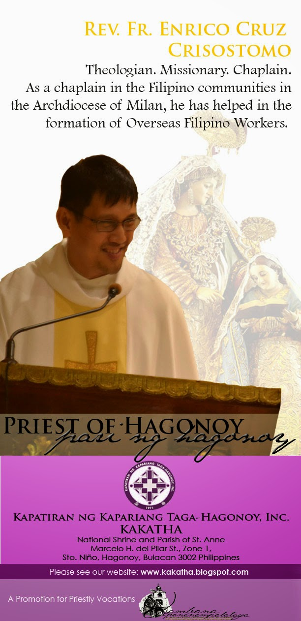 Hagonoeño Vocation Promotions