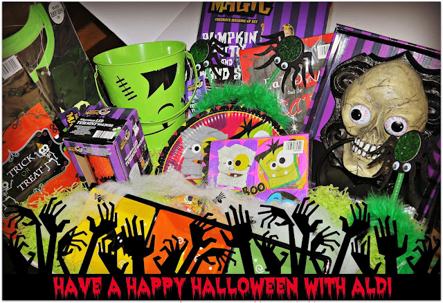 Aldi, Halloween, budget