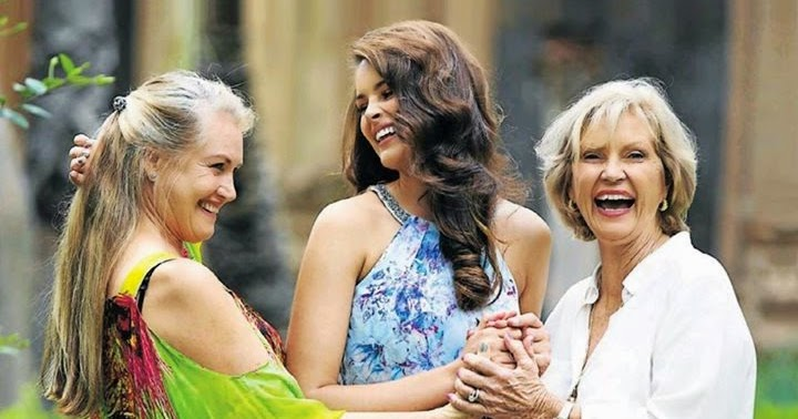3 Miss World Winners From South Africa Together