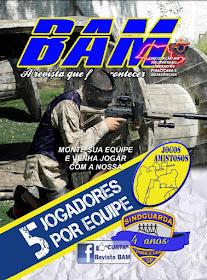 6° Edição Especial da Revista BAM