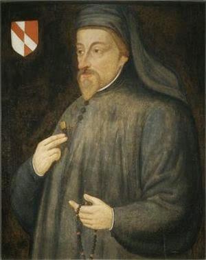 Chaucer, escritor, filósofo, diplómatico y poeta