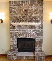 Brick Electric Fireplace2
