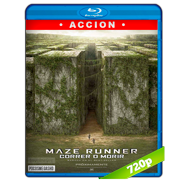 Maze Runner: Correr o morir (2014) BRRip 720p Audio Dual Latino-Ingles