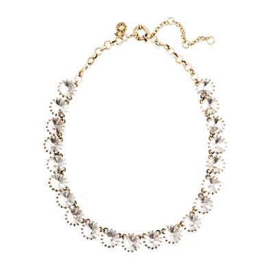 GET THE LOOK Anna Wintour's necklaces at J.Crew