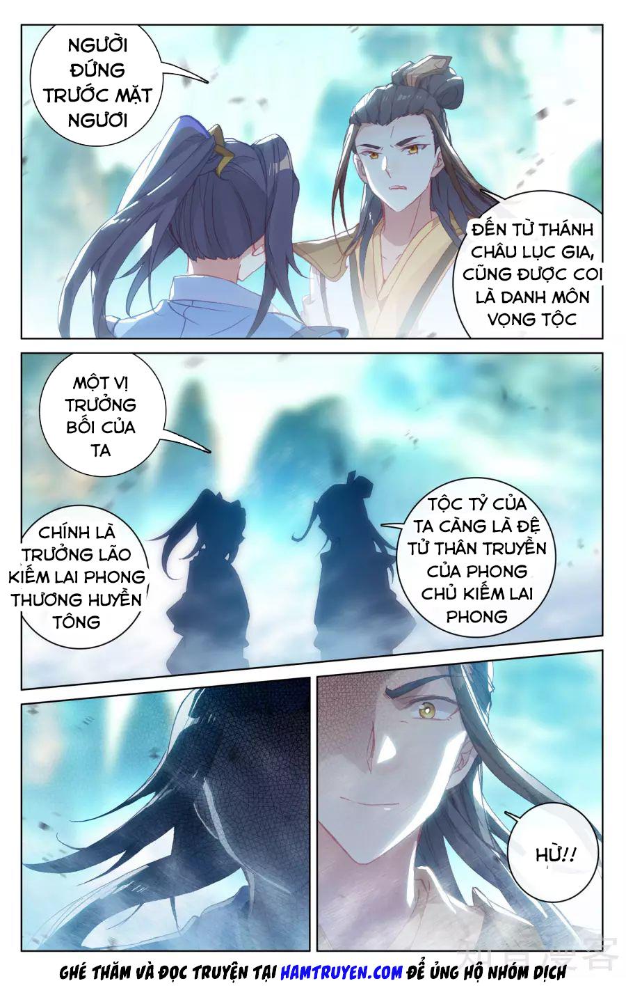 Nguyên Tôn Chap 144 page 16
