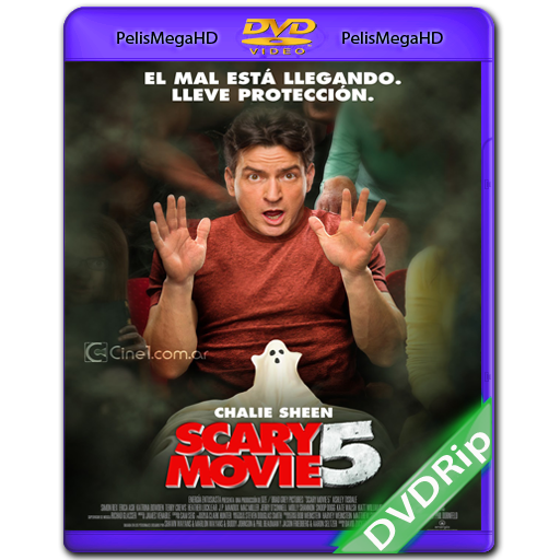 Scary Movie 5 (2013) DVDRip Español Latino