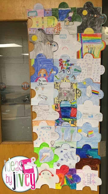 Favorite door display with Ideas by Jivey