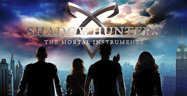 """[Série] NETFLIX vai exibir a série """"Shadowhunters"""""""