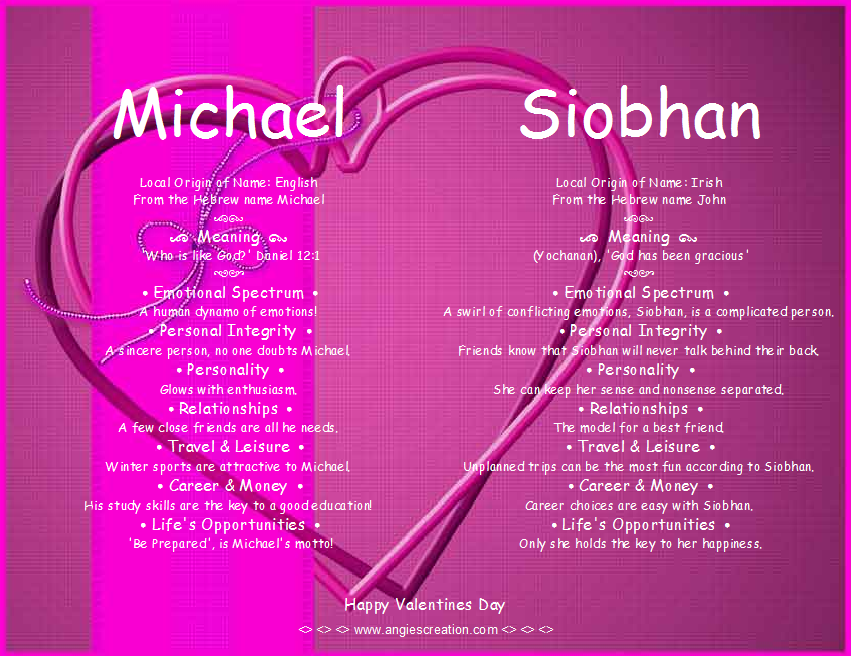 Image michael name meaning download