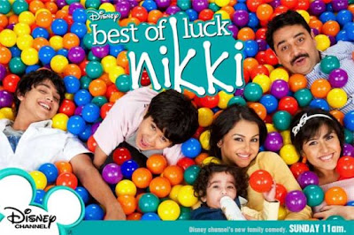 Best of luck Nikki, TV serial best of luck nikki, Free download best of luck nikki