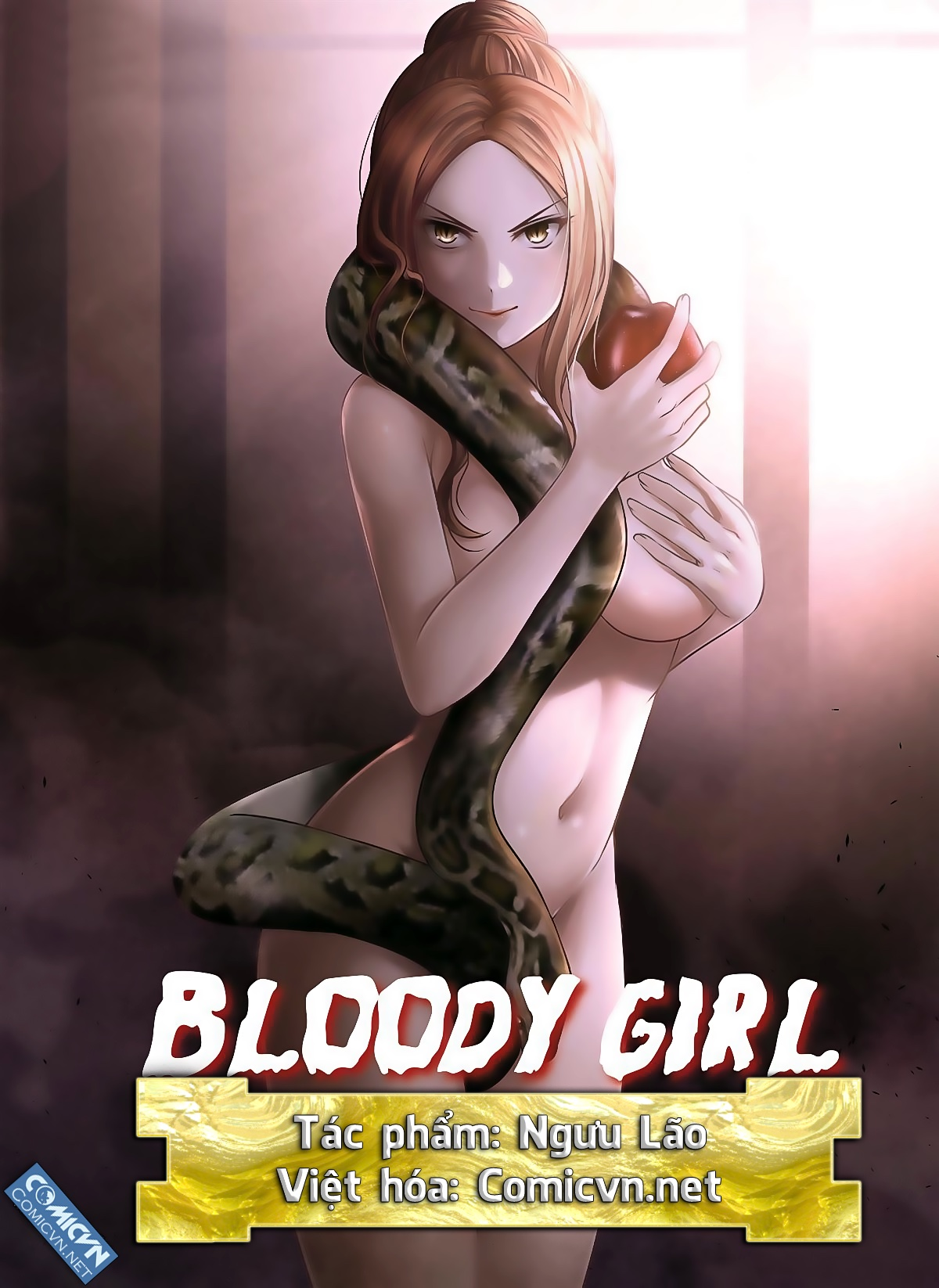 Bloody Girl chap 18.a page 1 - IZTruyenTranh.com