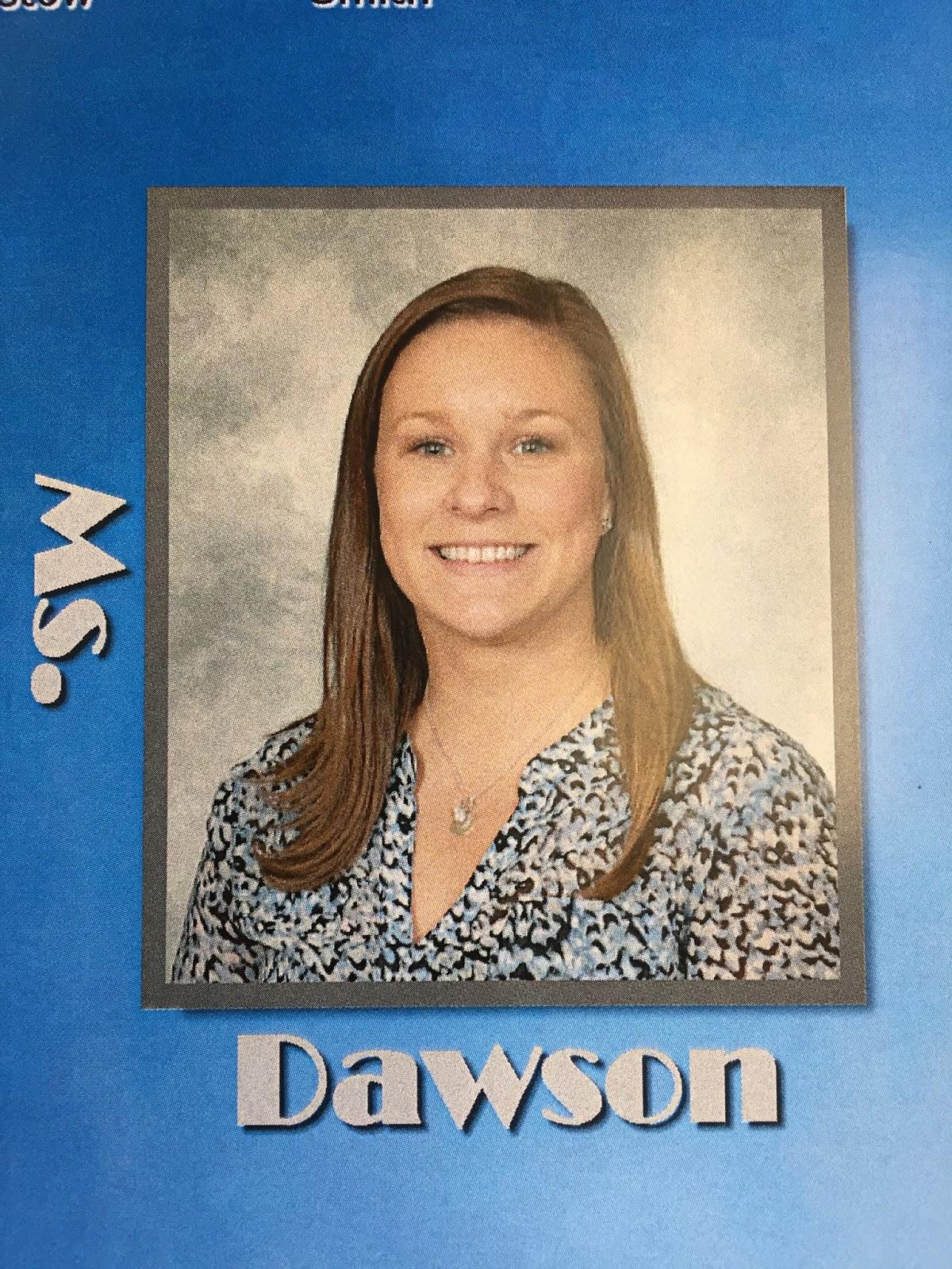 Ms. Sarah Dawson