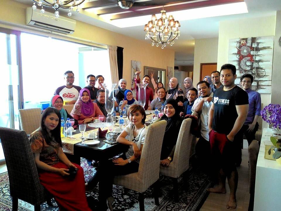 Bloggers bersama Dr Niki Shuhada Shukor