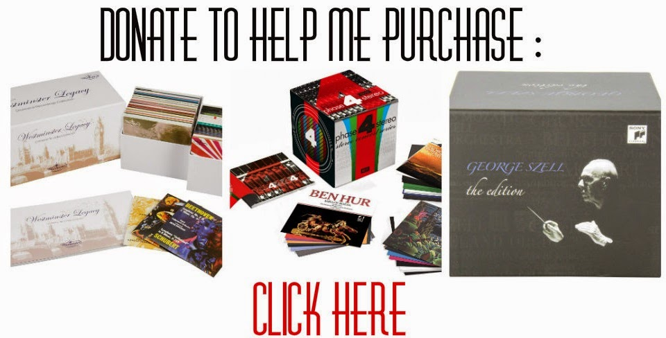 Help me purchase three great box sets