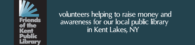 Friends of Kent Library - general information, news, upcoming events, and more!