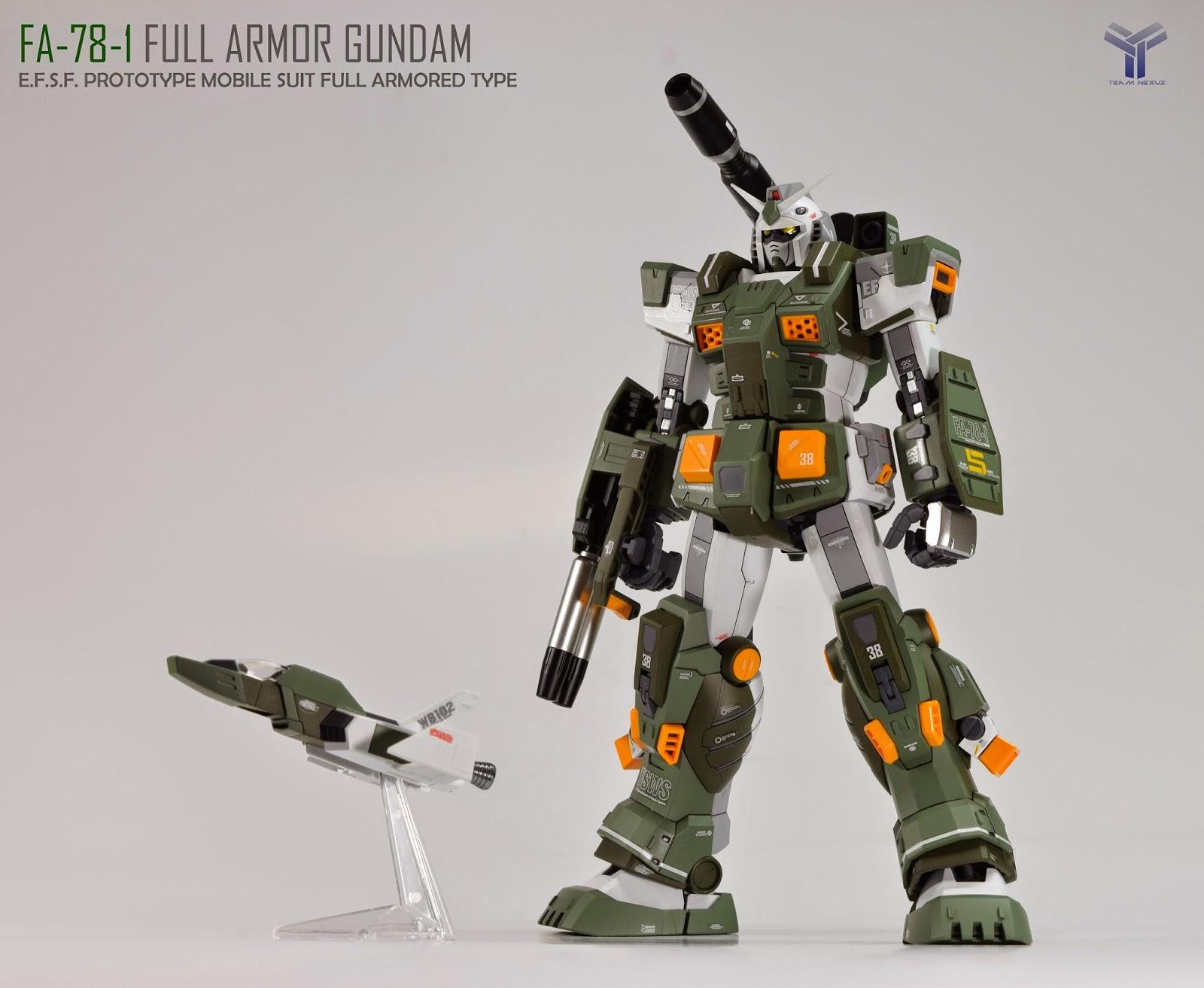 Gundam Family: MG 1/10...